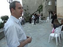 Aux 1ères Rencontres littéraires d'Erbalonga