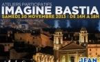 """Rendez-vous avec les ateliers participatifs """"Imagine Bastia"""" samedi 30 novembre de 14h à 18h, salle des congrès du Théâtre municipal"""