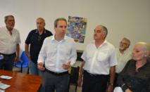 Municipales de Bastia : Un vote massif et indiscutable des militants du PRG pour l'investiture de Jean Zuccarelli