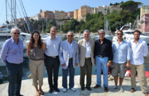 """Table-ronde """"sécurité en mer et respect de l'écosystème marin"""" à Bastia, avec la Lega Navale Italiana"""