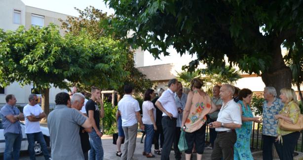 Rendez-vous de quartier à Ponte Prado : un beau moment de concertation