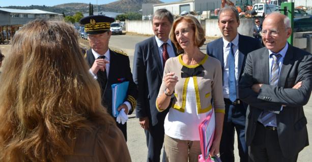 « Nous saurons collectivement faire mieux gagner la Corse à l'extérieur »