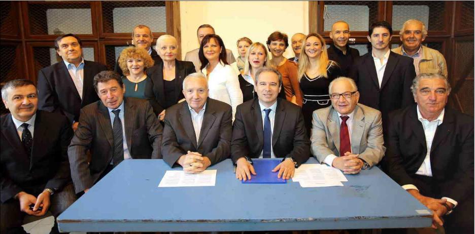 Article « Bastia : Radicaux et communistes en tandem pour les municipales » - Corse-Matin 7 novembre 2013