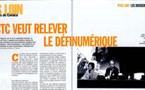 """Interview """"La CTC numérise la Corse"""" - Corsica n°145 octobre 2011"""