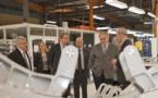 Remise du Prix régional de l'innovation industrielle 2013