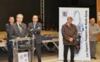 Au coeur de la journée de commémoration des 70 ans du Centre de secours principal de Bastia