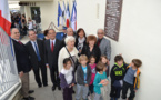 L'Ecole de Toga baptisée du nom de Georges Charpak