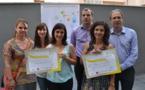 """À la 12e édition du Concours """"Talents des Cités"""" à Bastia"""