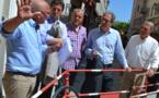Rue Napoléon : la piétonisation au cœur de Bastia