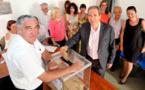 Article « Jean Zuccarelli, candidat officiel du PRG aux municipales » - Corse-Matin 26 juin 2013