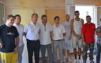 Visite de l'Atelier Chantier d'Insertion (ACI) de la Mission Locale de Bastia