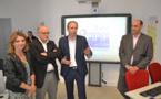 Au rendez-vous de la 2ème Journée Portes Ouvertes de l'e2c de Bastia