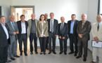 Présentation de la nouvelle structure de portage de l'Incubateur Territorial de Corse : Inizià