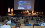 Inauguration des 8ème Rencontres des dynamiques régionales en information géographique à Ajaccio