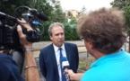 Réaction de Jean Zuccarelli suite au communiqué du FLNC